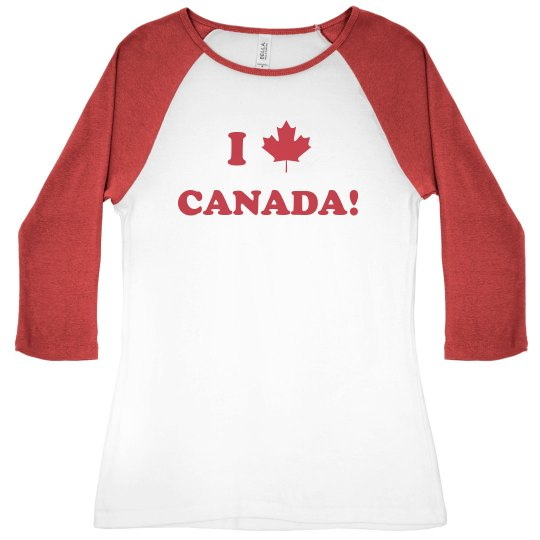 I Maple Leaf Canada