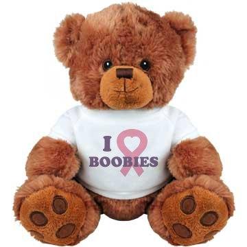 I Ribbon Boobies
