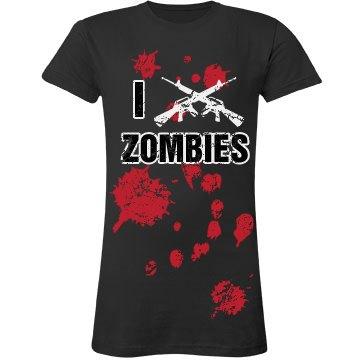 I Shoot Zombies