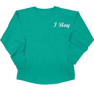I Slay,We Slay Pull Over