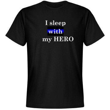 I sleep with my Hero