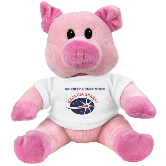 I Support GSC Stuffed Animal