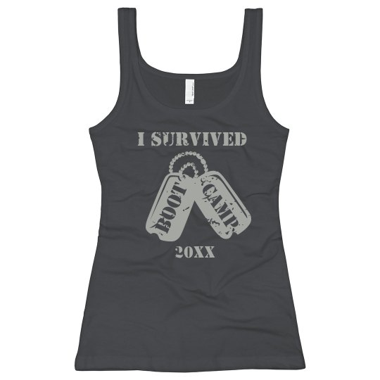 I Survived Boot Camp