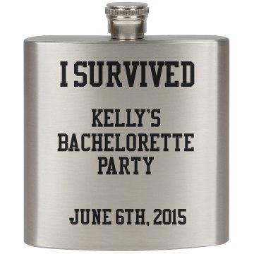I Survived Flask