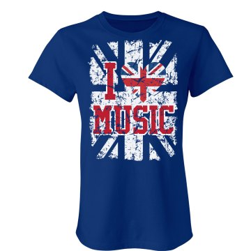 I UK Heart Music