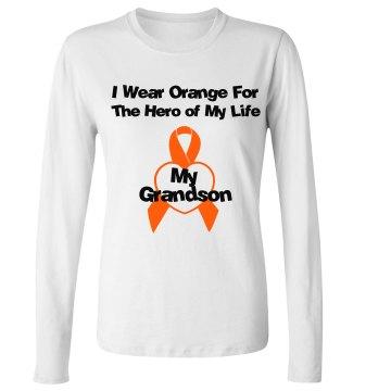 I Wear Orange For My Hero