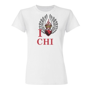 I Winged Heart Chicago