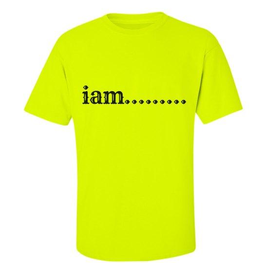iam neon t shirt