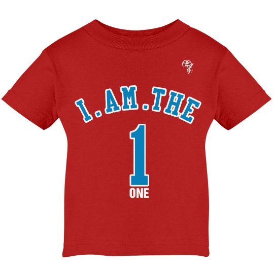 i-am-the-one T-shirt