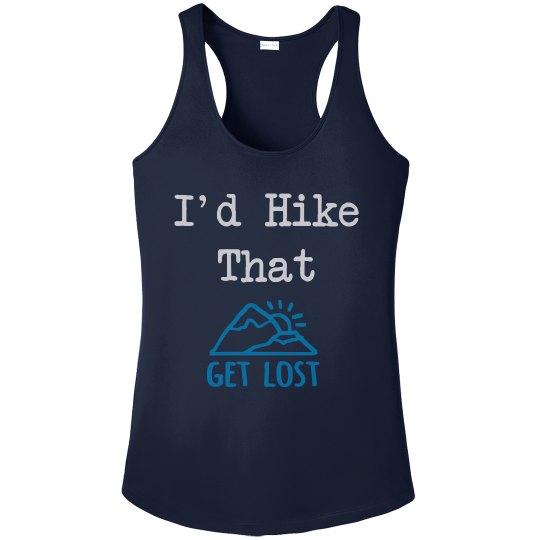 I'd Hike That