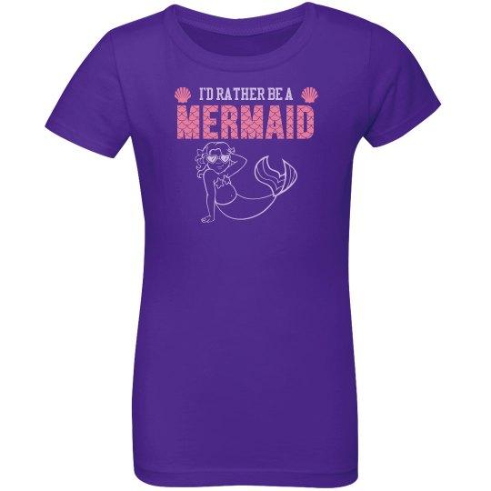Id Rather be a Mermaid - Y2