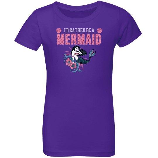 ID Rather be a Mermaid - Y3