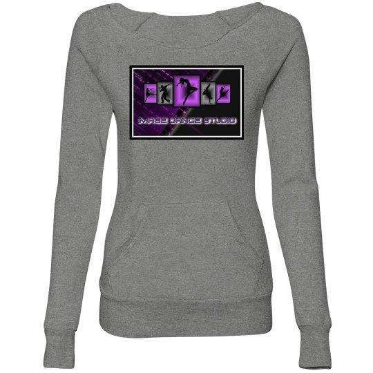 IDS Purple Girl Sweater