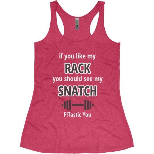 If you like my Rack