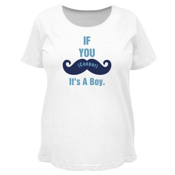 If You Mustache Maternity