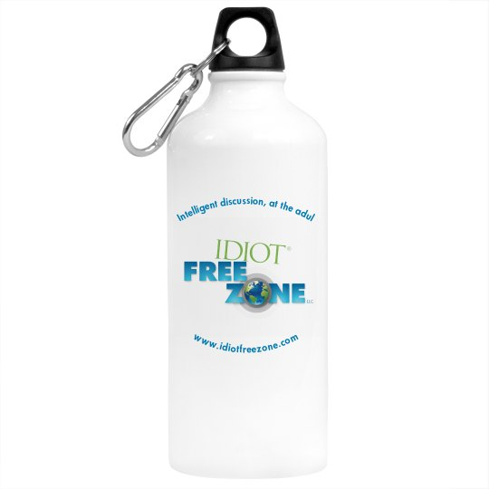 IFZ Aluminum Water Bottle