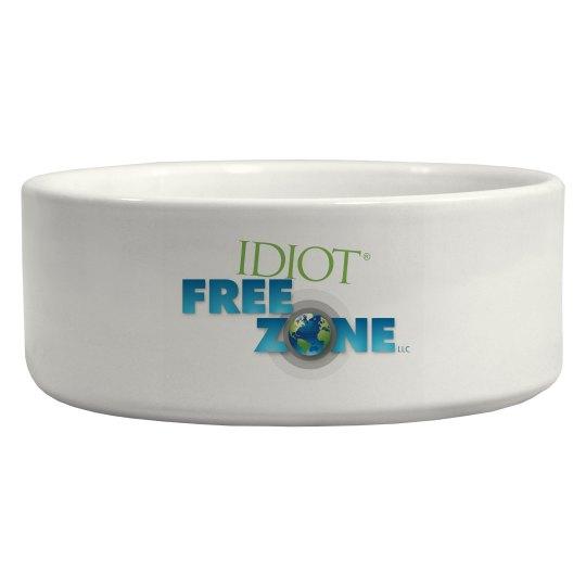 IFZ Ceramic Pet Bowl