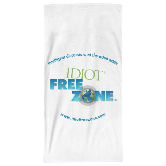 IFZ Large Beach Towel