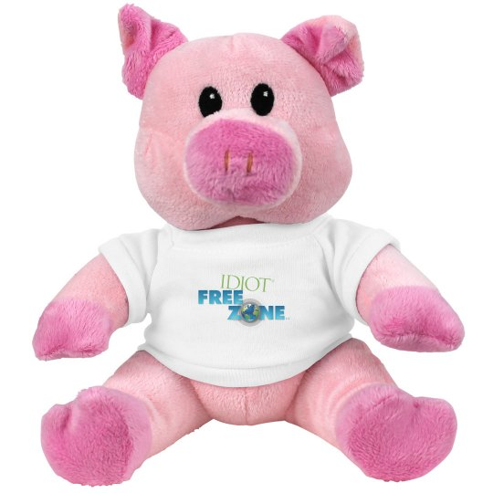 IFZ Small Pink Piggie Stuffed Animal