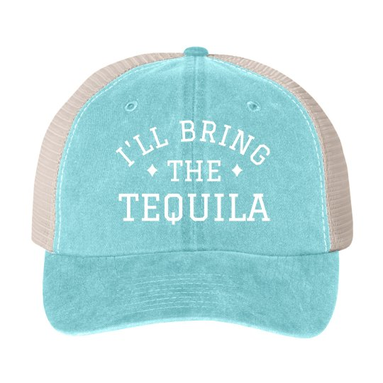 I'll Bring the Tequila Bachelorette Hat