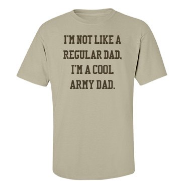 I'm a cool army dad
