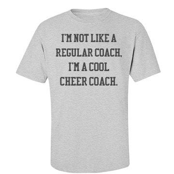 I'm a cool cheer coach