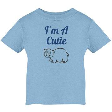 I'm a cutie