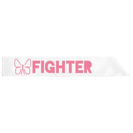 I'm A Fighter In Pink