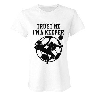 I'm a Keeper T-Shirt