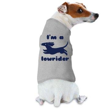 I'm A Lowrider Dog