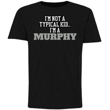 I'm a Murphy!