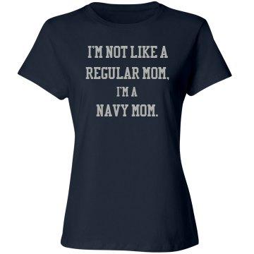 I'm a navy mom