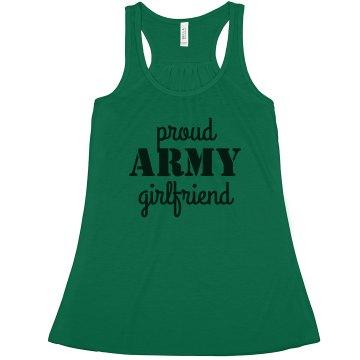 I'm A Proud Army Girlfriend