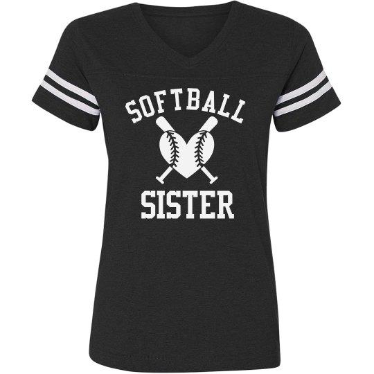 I'm A Softball Sister