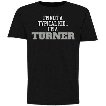 I'm a Turner!