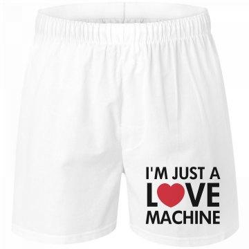 I'm Just A Love Machine