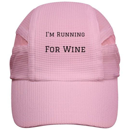 I'm Running For Wine