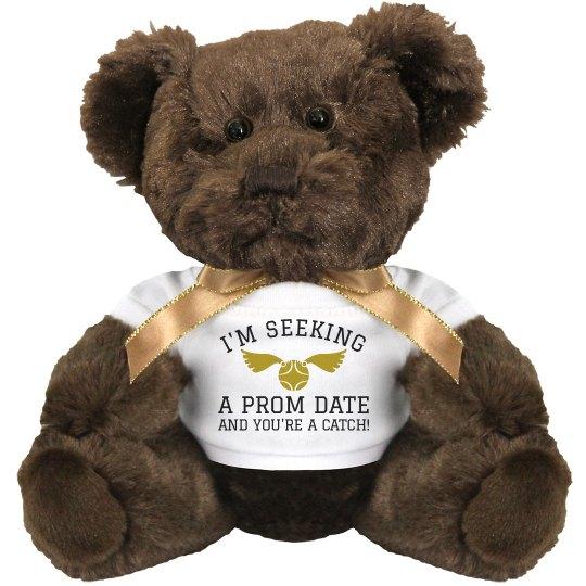 I'm Seeking A Prom Date