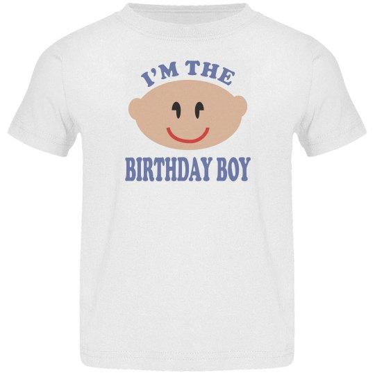 I'm the birthday boy