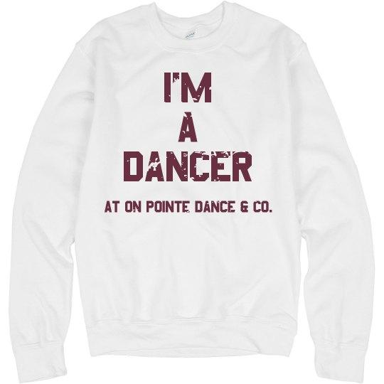 I'm the dancer
