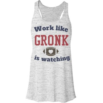 Impress Gronk!