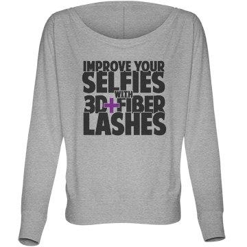 Improve your selfies