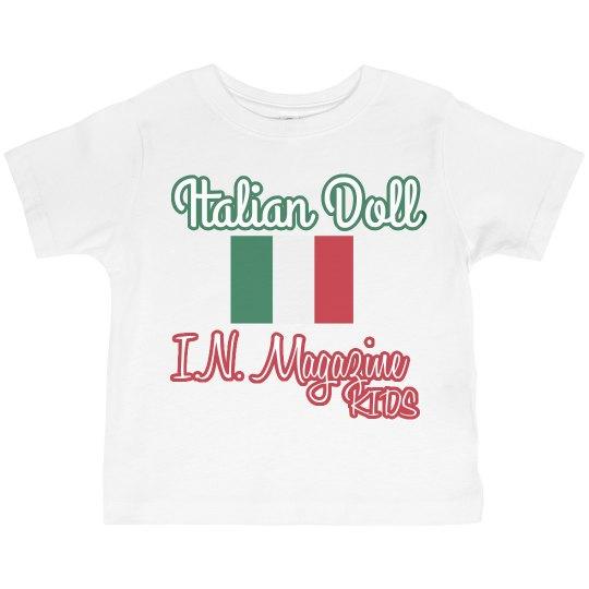 I.N. Italian Doll