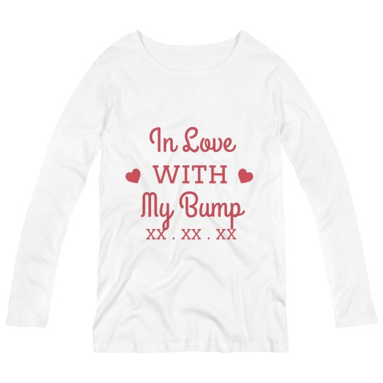 In Love with My Bump Maternity Valentine's Day