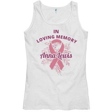 In Loving Memory Cancer