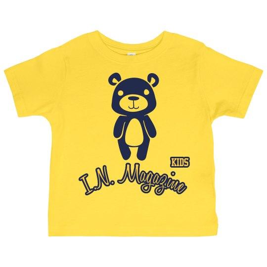 I.N. Teddy Shirt