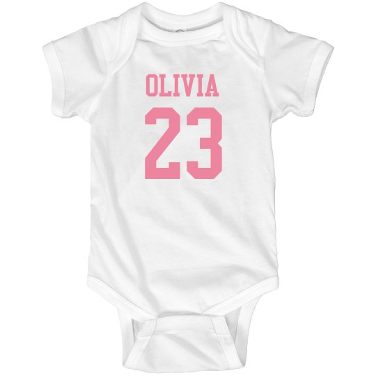 Infant - Julia Marrero Birthday Shirts