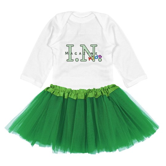 INfant bodysuit & Tutu