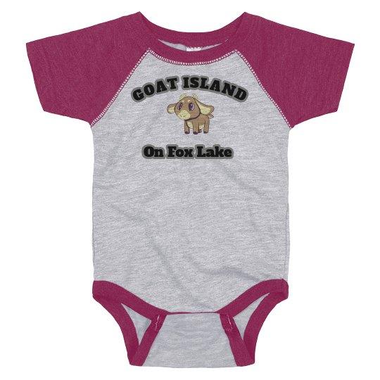 Infant Goat Island Fox Lake