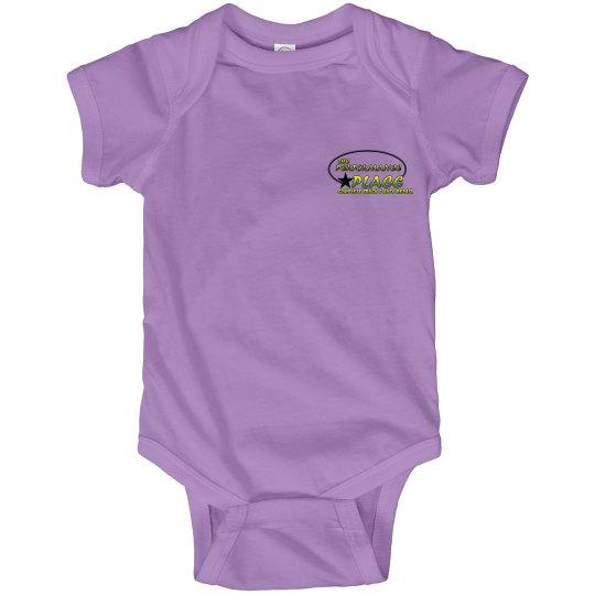 Infant Multi Color Onsie